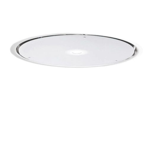 DISTANTE CIRCLE AIR SM hvid glas.
