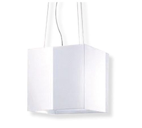 Decor 595 Lampe model Hvid LED.