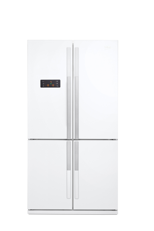 BEKO GNE114612WA+/Is. 10 st i lager
