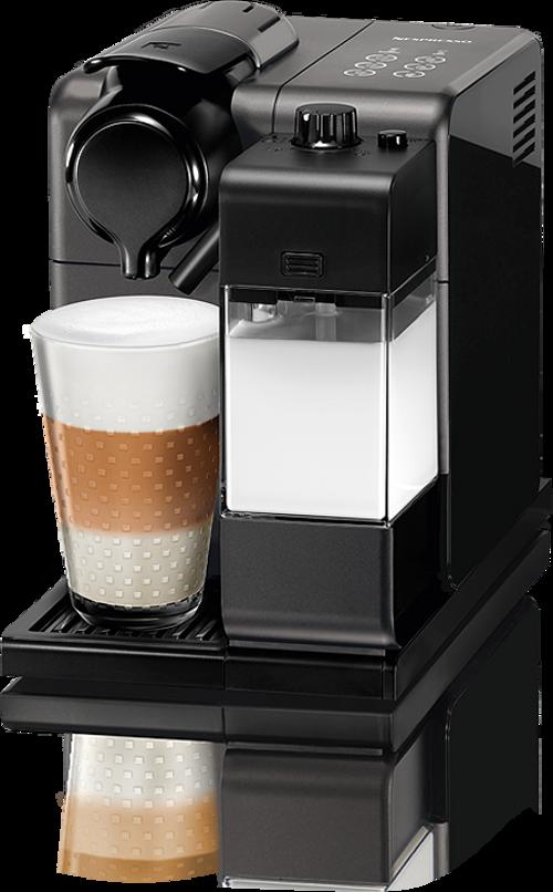 Nespresso Lattissima Touch Titanium Black. 10 st i lager