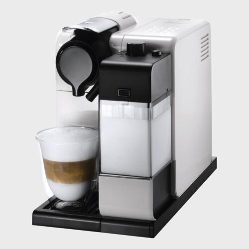 Nespresso Lattissima Touch Glam White. 10 st i lager