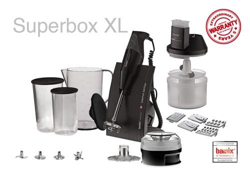 Bamix Superbox. 10 st i lager
