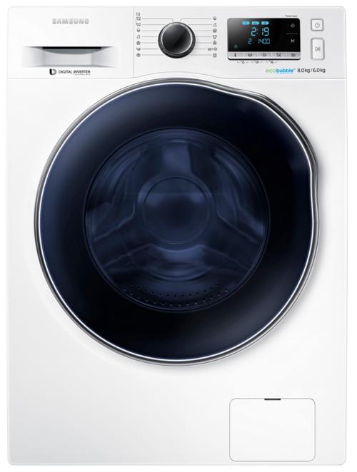Samsung WD80J6400AW. 10 st i lager